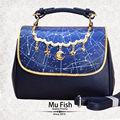 Japanese Gothic Lolita Vintage Harajuku Sweet Galaxy Star Handbag Shoulder Bags Tote
