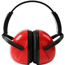 RE-1436 наушники удобные регулируемые складные экономичный кабель наушники шумоподавление защита от шума наушники
