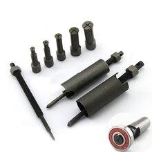 Авто мотоцикл внутренний подшипник Съемник ручной инструмент для удаления комплект от 9 мм до 23 мм диаметр