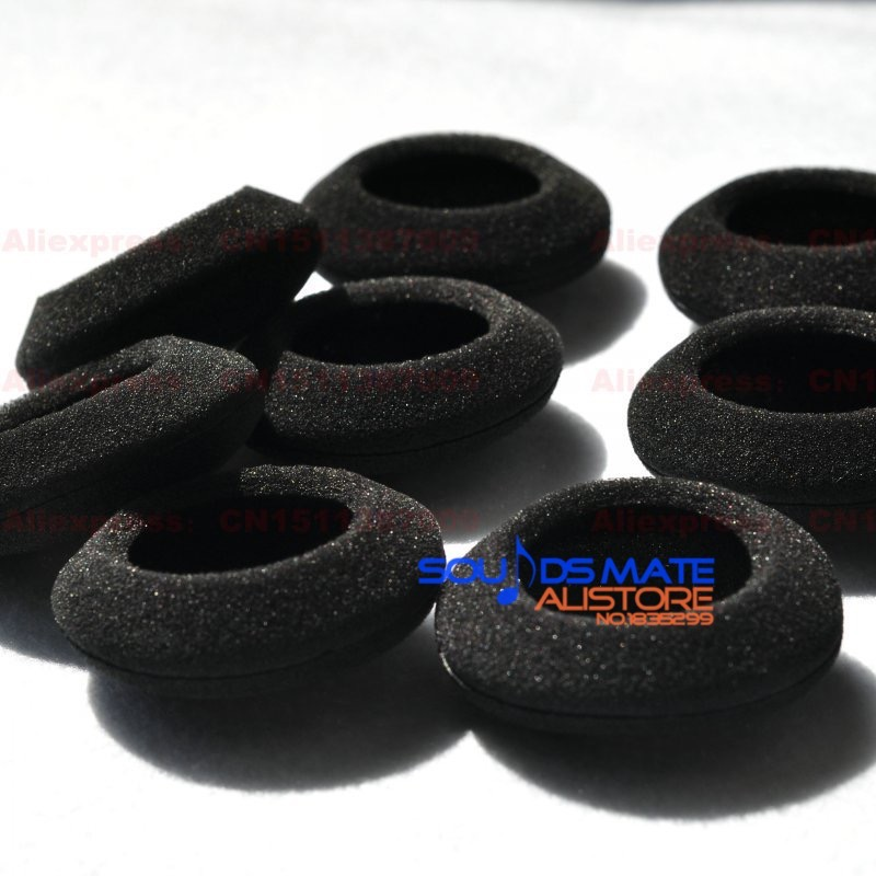 2 pairs of Foam earpads cushion cover for Sony DRBT22A DR-BT22 A 22G Headphones