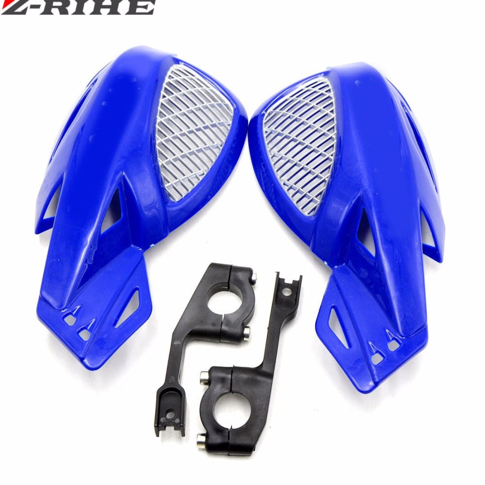motorcycle brush bar hand guards handguard motorbike 7/8'' 22mm For kawasaki kxf 250 yamaha ktm yamaha raptor 700 honda f3 масляный радиатор ballu comfort 1000 вт белый boh cm 05wdn