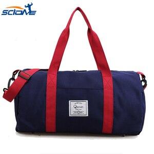 Scione Top Quality Fitness Gym Sport Bag