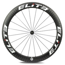 Elite KING DT 240S Carbon Bicycle Wheel 30 38 47 50 60 88 Depth Tubular Clincher Tubeless 700c Carbon Fiber Road Bike Wheelset