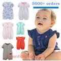 2017 baby girl roupas one-pieces roupa do bebê macacões, roupas bebes meninas romper de manga curta romper infantil menina bebes