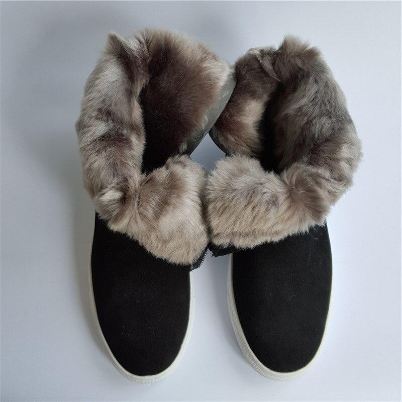 мужская зимняя обувь на натуральном меху 7