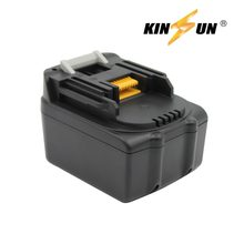 KINSUN Replacement Power Tool Battery 14.4V 3.0Ah Li-Ion for Makita Cordless Drill Screwdriver BL1430 194065-3 194066-1 BSS500Z(China)