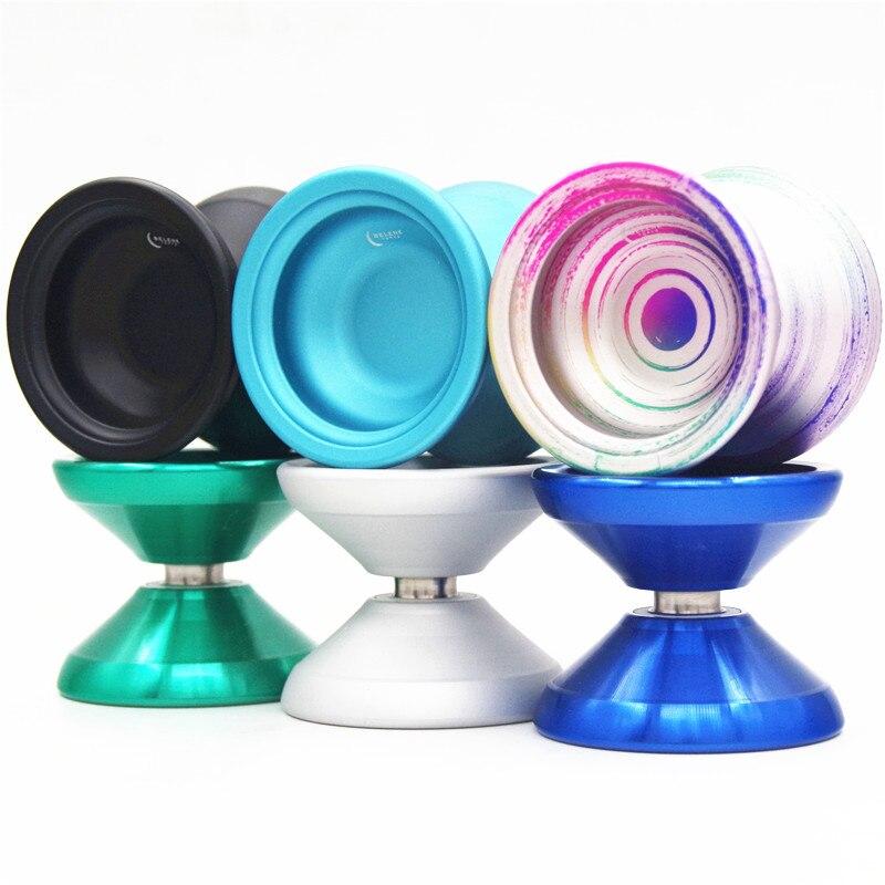 TOPYO Selene YOYO professionnel yoyo TOPYO nation métal portant yoyo 7003 Métal Concours de boule yo-yo