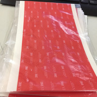 Free Shipping 2pcs Lot 105mmx200mm 3M VHB 4905 Double Sided Clear Transparent Acrylic Foam Adhesive Tape