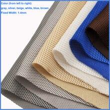 Argento/Rosso/Bianco/Blu/Nero/Beige/Rosa/Marrone/Giallo Altoparlante Panno Polvere griglia Filtro di Tessuto di Maglia Altoparlante Panno di Maglia 1.4x0.5 m