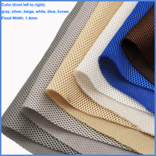 Silver/Red/White/Blue/Black/Beige/Pink/Brown/Yellow Speaker Dust Cloth Grill Filter Fabric Mesh Speaker Mesh Cloth 1.4x0.5m