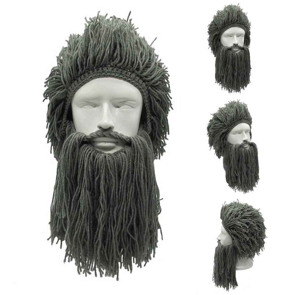 Detalle Comentarios Preguntas sobre Unisex de punto peluca barba ...