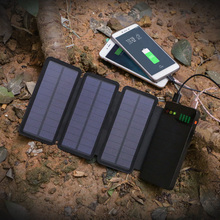 ALLPOWERS Solar Phone Charger Quick Charging Cellphone for iPhone 5 5s SE 6 7 8 10 X Samsung HTC Sony LG.