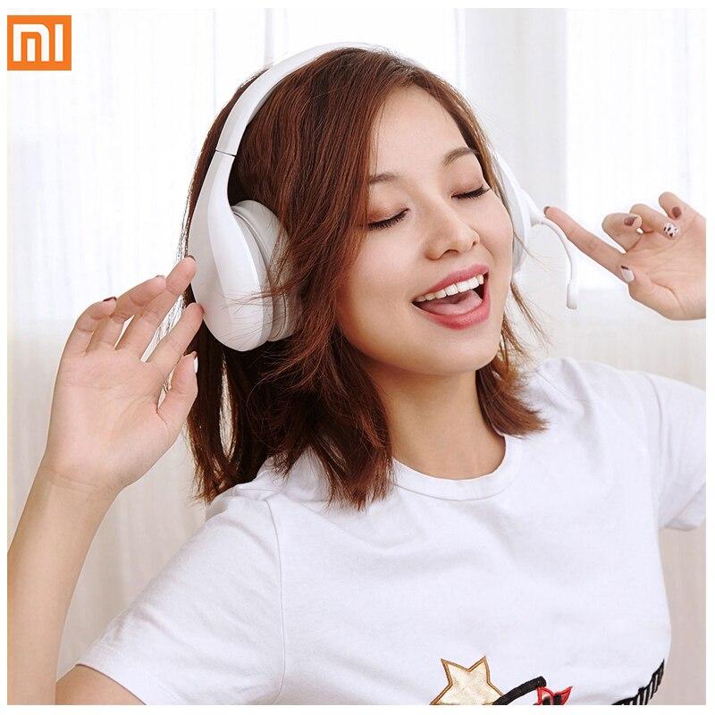 100% Original Xiaomi Head-mounte Bluetooth Earphone K-song Version MI  Wireless and Wired Bluetooth  Headset With Ear return
