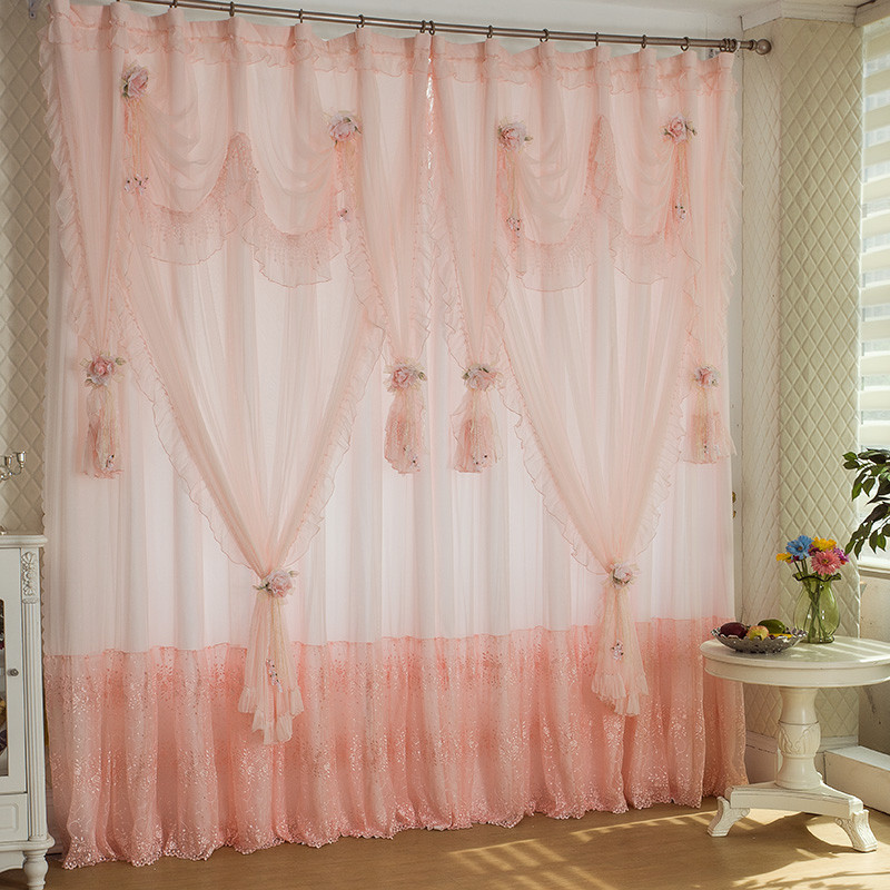 online get cheap ruffled lace curtains aliexpress  alibaba group,
