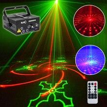 2018 новейший Рождественский лазерный проектор 80 узоров Сценический Эффект диско огни для дома музыка Звезда лазерный lumiere проектор натальный