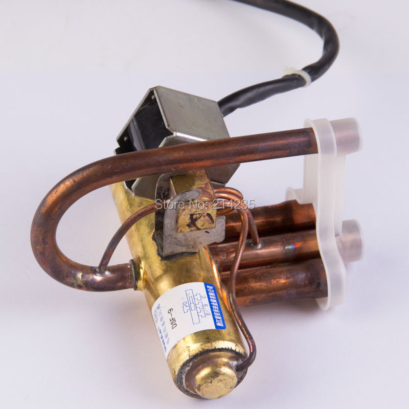Air Conditioning Electromagnetic Four Way Reversing Valve
