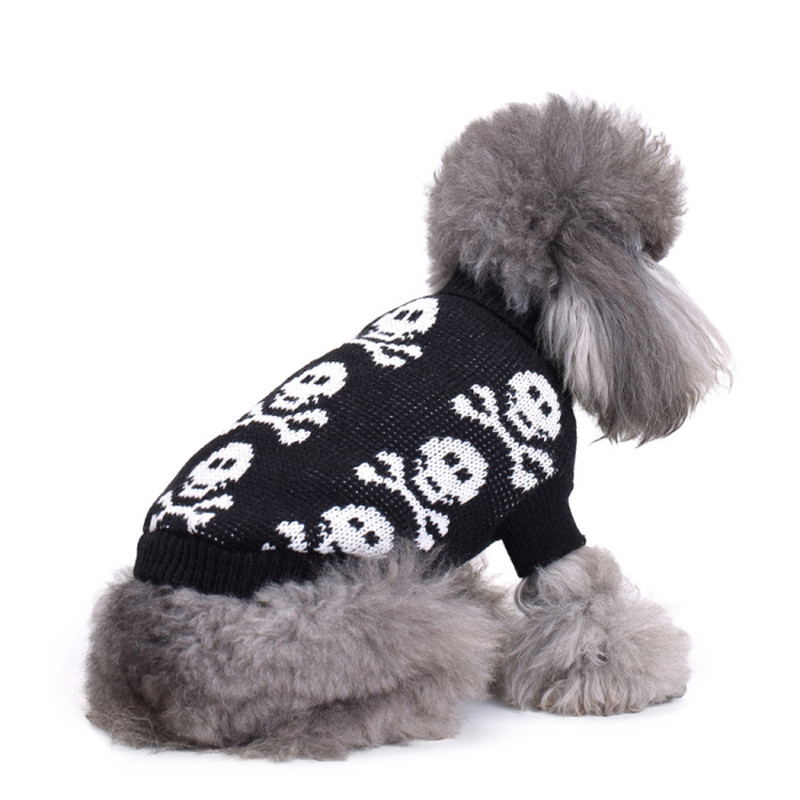 Hot Sale New Autumnwinter Wool Pet Dog Sweaters Simple Christmas
