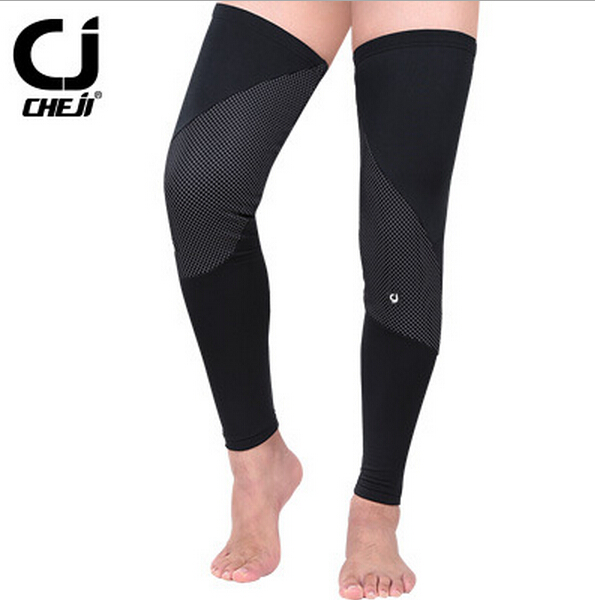 New CHEJI Ares Fleece Bicycle Cycling Leg Warmers Bike Riding Outdoor Warm Cuffs ...