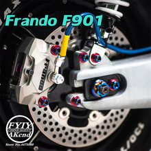 Universal frando Motorcycle 84mm Rear CNC Brake Caliper For Piaggio vespa GTS GTV 300 Sprint 150 primavera
