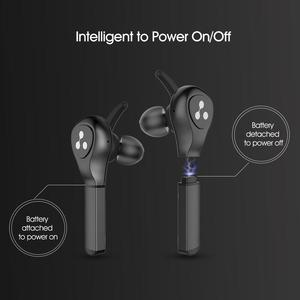 Image 2 - Слог Новый СПЦ наушники D9X Bluetooth наушники легче Батарея случае Сменные Батарея чип Bluetooth гарнитуры Беспроводной вкладыши