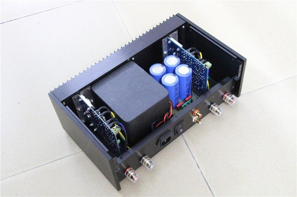 SENGTERBELLE Clone classique QUAD 405 amplificateur de puissance 100 W + 100 W ONSEMI MJ15024 HiFi stéréo fini amplificateur Audio
