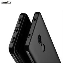 Soultz Matte Soft TPU Case For Xiaomi Redmi Note 4 4X Pro Global Version Silicone Case Cover for Redmi 4X 4A 4 Pro Back Cover