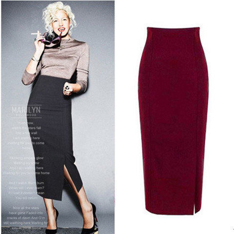 Aliexpress.com : Buy Autumn Winter Womens Wool Knit Slim High ...