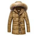 New 2017 Brand Winter Jacket Men Warm Down Jacket Casual Parka Men padded Winter Jacket Casual Handsome Winter Coat Men