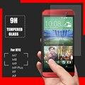 Para HTC 10 M10 Vidrio Templado Film Protector de Pantalla Para HTC Desire 820 816 Uno M7 M8 M8mini M9 M9 + E9 E9 + Plus