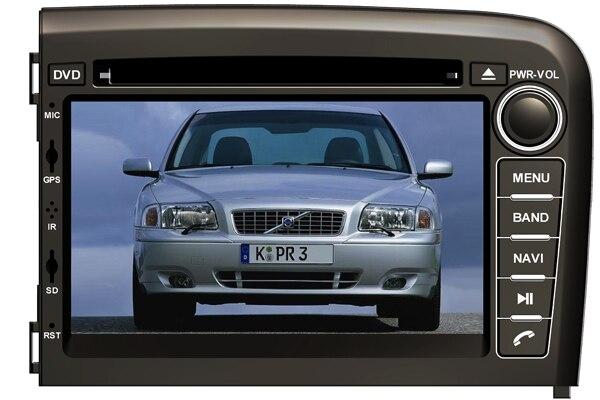 7 дюймов 2 DIN Android 7.1 для Volvo S80 1998 2006 автомобильный DVD, навигация GPS, 3G, BT, wi-Fi, Px3, 1080 P, 2 ГБ оперативной памяти, поддержка функции dvr