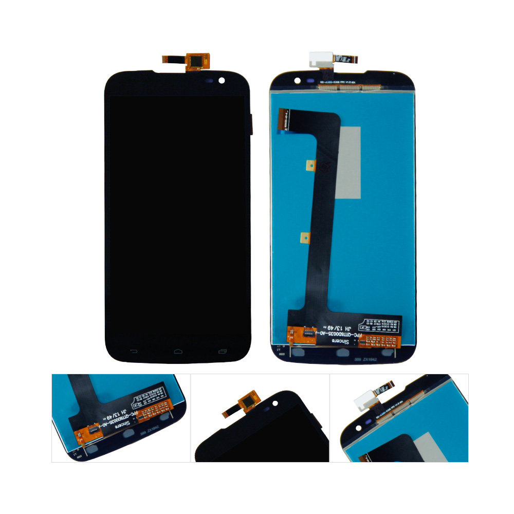 For Blu Studio 6.0 HD D650 LCD Display Digitizer Touch Panel Screen Assembly Free Tools
