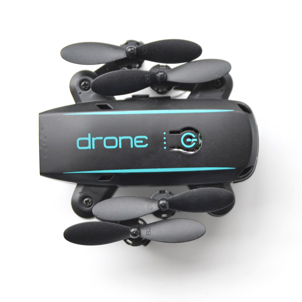 New Arrival IN1601 2.4G 720P 0.3MP Wifi FPV Foldable Mini Drone With Camera Altitude Hold RC Drone Quadcopter Selfie Drone Gifts (22)