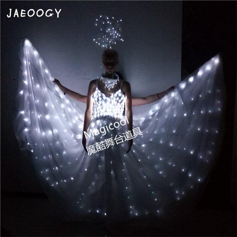 Горячая Распродажа, супер сексуальная женская юбка, свадебная одежда, шоу, светящаяся одежда для сцены, Бизнес Сервис, изготовление на заказ