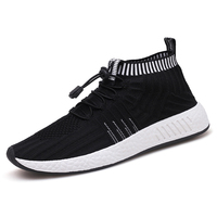 2018 Running Shoes Light Weight Mesh Sports Black Gray Red Color Jogging Sneakers For Man Outdoor