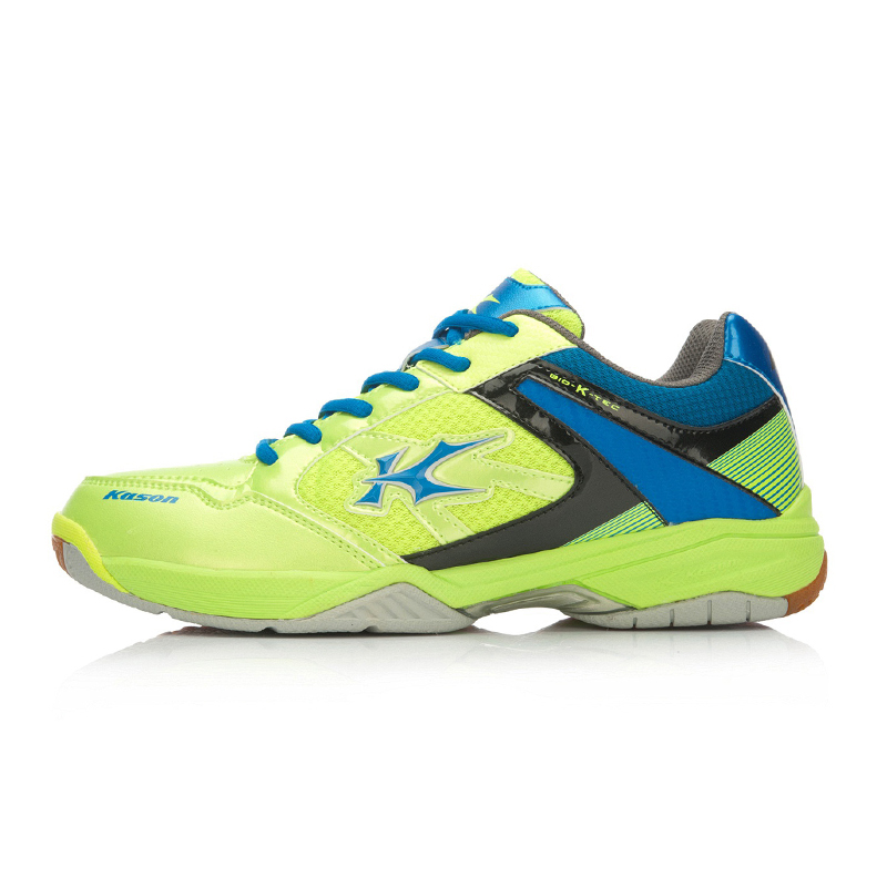 Original Men's woman Saga Light Badminton Shoes Training Breathable Anti-Slippery Light Sneakers Sport Shoes FYAK-013