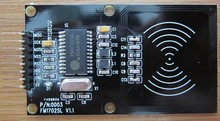Free Shipping!  1pcx FM1702SL RFID RF card module, IC card development board