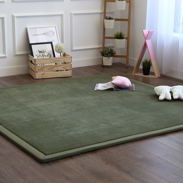 Infant Shining Baby Play Mat Puzzle Tatami Mat Living Room Thickened  Bedroom Carpe 180*200cm