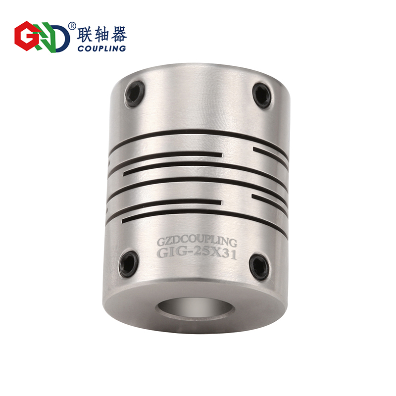 GIG stainless steel parallel wire series shaft couplings D63 L71; D63 L90 iji 6 5x16 5x108 et50 d63 3 black