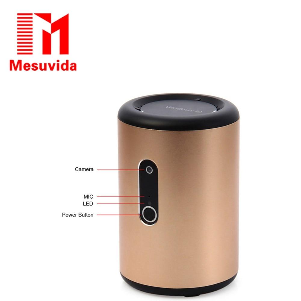 MESUVIDA G2 Mini PC Bay Trail CR Z3735F Quad Core Windows 10 2.4G 5.8G Dual Band WiFi Bluetooth 4.0 2GB 32GB with 2MP HD Camera