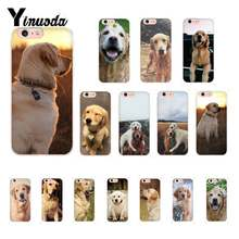 Yinuoda Labrador Dog Soft Rubber black Phone Case For iPhone 8 7 6 6S Plus X XS MAX 5 5S SE XR 11 11pro 11promax Mobile Cases(China)