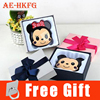 Cute Cartoon 6000mAh Minnie Mickey Power Bank For iphone Android Phone Mickey Mouse Portable Charger External Battery Backup