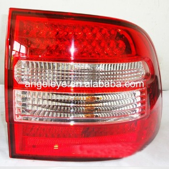 For Porsche 2003-2007 Year for Cayenne LED Rear Light Tail Lamp Red White Color LF Style