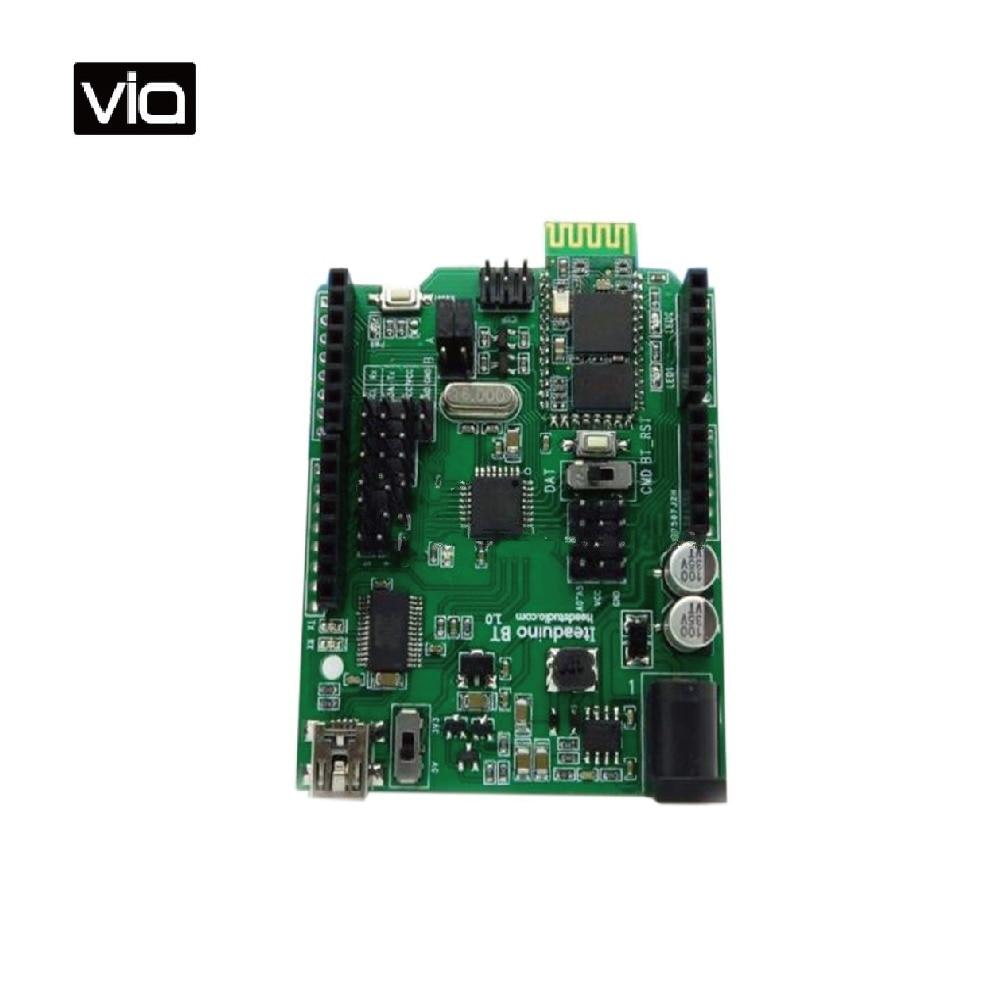 ITEAD Arduino ATmega328 UNO Direct Factory Development Board Bluetooth HC05 Module for DIY Bluetooth Support Master/slave Mode diy hc 05 bluetooth bee module for arduino red