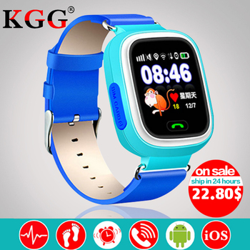 GPS Kids Watch Tracker