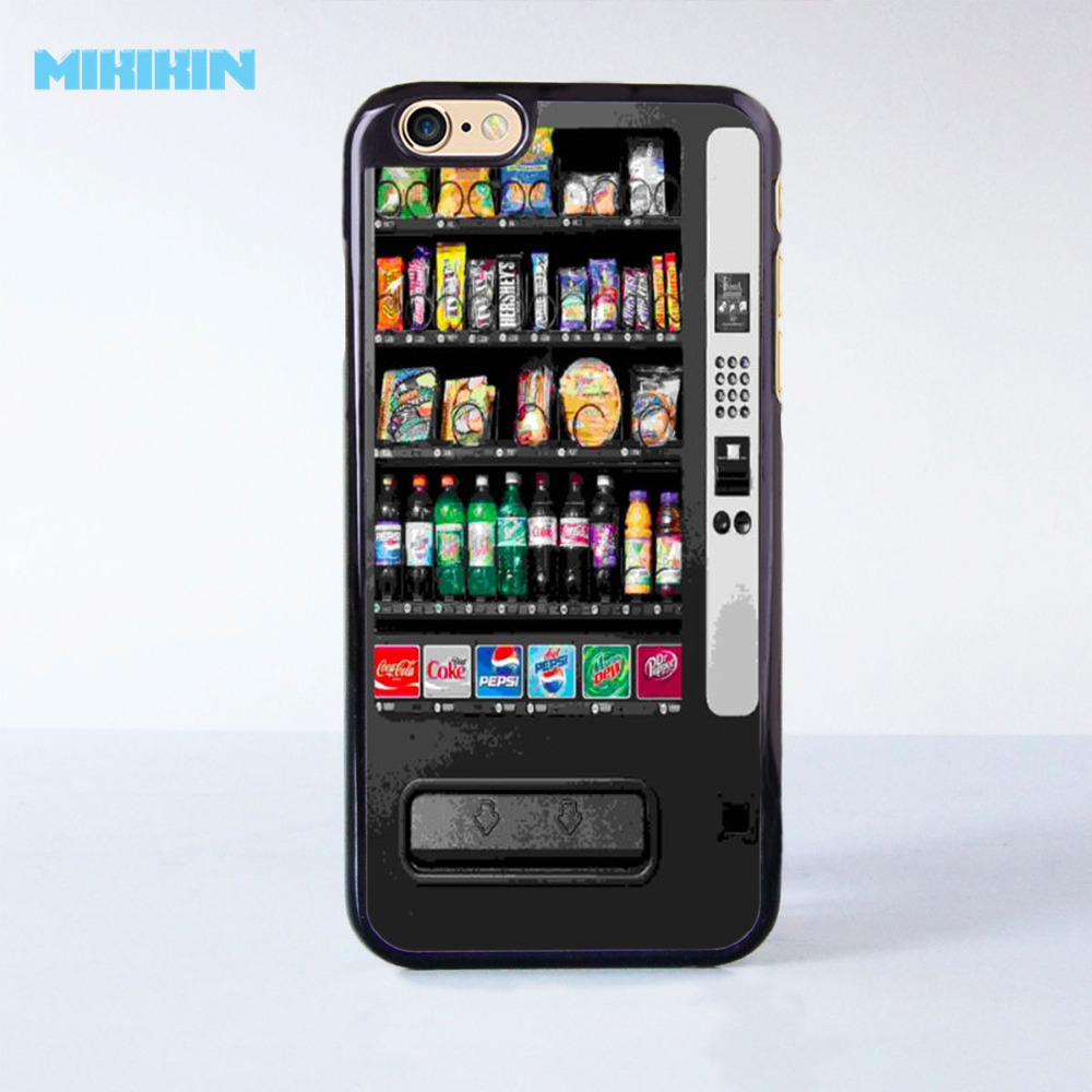 Vintage Snack Vending Machine Cell Phone Protective Case ...