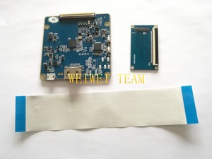 Image 5 - 5.5 inch 2K LCD screen 2560*1440 LS055R1SX03 display with HDMI to MIPI controller board for WANHAO D7