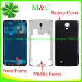 Original i9200 Full Housing For Samsung Galaxy Mega 6.3 i9200 Front Middle Frame Back Battery Cover Case Housing Accessories