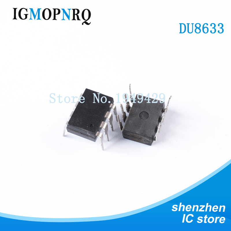 Free Shipping 10pcs/lot DU8633 DIP-8 LED Constant Current Drive New Original
