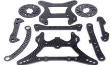 LOSI 5T Spare parts, LT Carbon fibre set