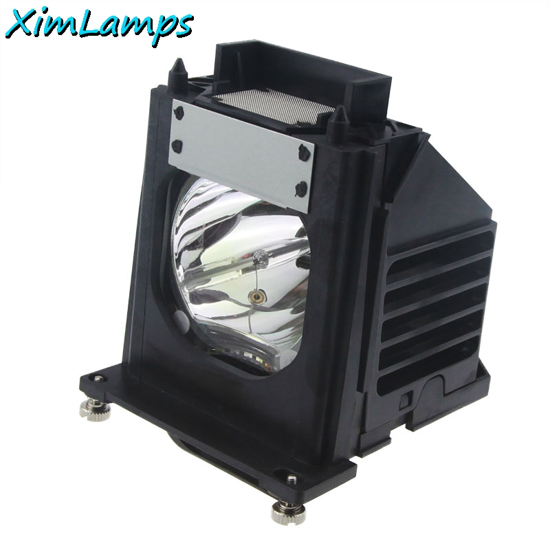 Projector TV Lamp with Housing 915P061010 for MITSUBISHI WD-57733, WD-57734, WD-57833, WD-65733, WD-65734, WD-65833, WD-73733 summer tactical camouflage army combat suit men typhone military uniform short sleeve militar airsoft paintball uniform set